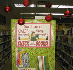 From the Short Stacks: The Holidays Threw Up in Our Library