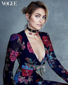 @parisjackson styled by @christinecentenera and photographed by @patrickdemarchelier for the July 2017 issue on sale now.  via VOGUE AUSTRALIA MAGAZINE OFFICIAL INSTAGRAM - Fashion Campaigns  Haute Couture  Advertising  Editorial Photography  Magazine Cover Designs  Supermodels  Runway Models