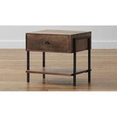 Mesa de Noche Atwood - cratebarrelco