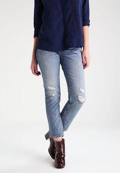 Levi's® ORANGE TAB 505 C CROPPED - Jeans a sigaretta - heat stroke - Zalando.it
