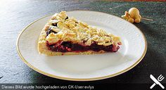 Kirsch - Mandel Kuchen