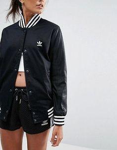 Adidas Originals Letterman Jacket (Dam) Hitta bästa pris