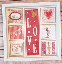 Wanda Smith, Independent Stampin'Up Demonstrator Paper Art, Paper Crafts, Diy Crafts, Wanda Smith, Valentine Crafts, Valentines, Card Ideas, Gift Ideas, Board Art