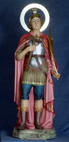 Saint Expeditus for procrastination