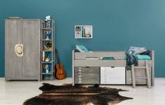 Moise, Lockers, Locker Storage, Toddler Bed, Wood, Furniture, Western Stijl, Home Decor, Google