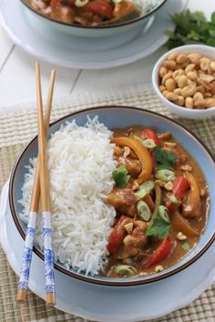 Asian Recipes, Healthy Recipes, Ethnic Recipes, Healthy Food, No Cook Meals, Risotto, Pasta, Curry, Good Food