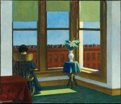 Room in Brooklyn, 1932 by Edward Hopper - ArtStack