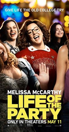 Directed by Ben Falcone. With Gillian Jacobs, Melissa McCarthy, Debby Ryan, Adria Arjona. After her husband abruptly asks for a divorce, a middle-aged mother returns to college in order to complete her degree. Good Comedy Movies, Romantic Comedy Movies, Funny Movies, Comedy Comedy, Funniest Movies, Awesome Movies, Melissa Mccarthy Movies, Ben Falcone, Gillian Jacob
