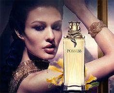 Possess Eau de Parfum, 2014 #perfume #fragrance #beauty #oriflame