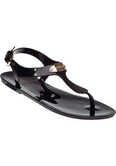 micheal kor shoes pictures | MICHAEL Michael Kors Plate Jelly Sandal Black - Jildor Shoes, Since ...