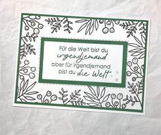 """Karten-Kunst » Männerkarte """"für zwischendurch mal"""""""