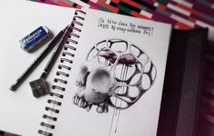 Sketchbook 2013 by PEZ Artwork, via Behance