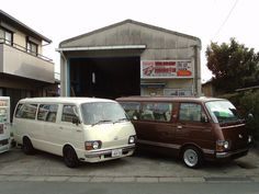 2nd Toyota Hiace | OLD VAN Archives