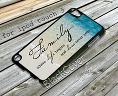 family quotes - iPhone 4/4S/5/5S/5C, Case - Samsung Galaxy S3/S4/NOTE/Mini, Cover, Accessories,Gift