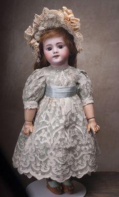 """20 1/2"""" (52 cm) French DEP Jumeau doll"""