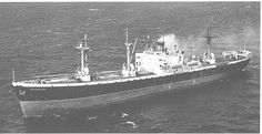 Liberty Ships in Peacetime 1
