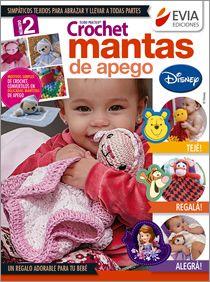 Crochet MANTAS DE APEGO Nº 02 - 2015