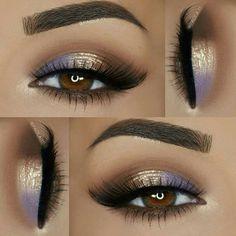 Beautiful Eye Makeup by @Paola.11