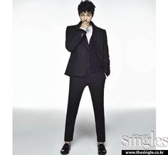 Song Joong Ki, Singles Korea December 2012