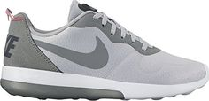 Nike 844901, Sneakers Basses Femme, Gris, 36 EU - Chaussures nike (*Partner-Link)