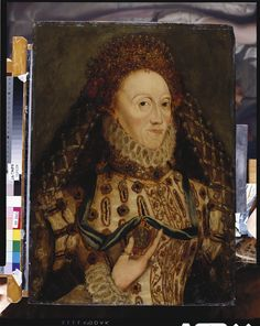 Elizabeth I (1533-1603) | Royal Collection Trust