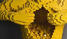 We love LEGO at Acumen Design, but I have never seen sculptures and a use of LEGO like this. The Art of the Brick is a solo show by artist Nathan Sawaya at the Discovery Times Square museum, New York.