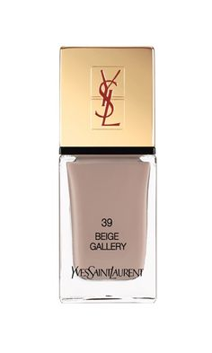 Yves Saint Laurent Nail Lacquer in Beige Gallery. #stockingstuffer