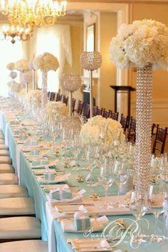 tiffany and co wedding theme