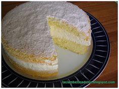 Ingredienti:   3 uova ( a temperatura ambiente )  150gr di zucchero  4 cucchiai di acqua tiepida  150gr di fecola di patate  mezza bustin...