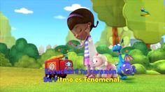 Disney Junior España | Canta con DJ: Doctora Juguetes: Te toca un chequeo