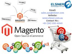Best Magento Ecommerce Platform If you are preparing making eCommerce business, Magento is the answer for you. https://goo.gl/7KxsJt #MagentoDeveloperSydney