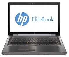 Introducing HP EliteBook 8770W 173 Notebook PC  Intel Core i73820QM 27GHz 8GB 320GB DVDRW Windows 10 Professional Certified Refurbished. Great product and follow us for more updates!