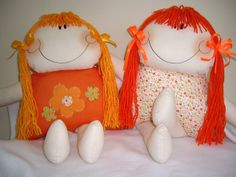 Bonecas Sorriso | Flickr - Photo Sharing!