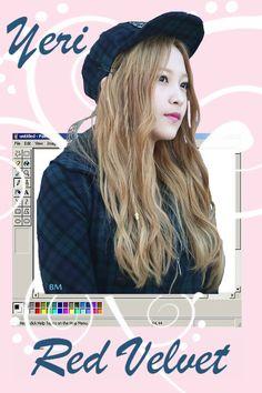 Red Velvet Yeri Wallpaper - Credits to B1A4Fighting7 @ Twitter