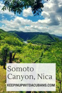 What To Do At Somoto Canyon