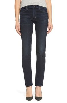 Citizens of Humanity 'Agnes' Slim Straight Leg Jeans (Highland) available at…