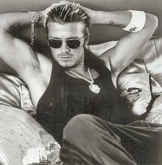 Elle Uk sceglie David Beckham per la cover in occasione delle Olimpiadi