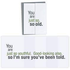 Give this card to Janine for her 53rd birthday & film her reaction then text it to me. I want to see her botoxed face react.