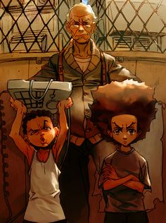 The Boondocks Will Be Back Next Year | Advanced Placement