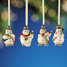 Don't forget the music! Lenox Christmas Ornaments, Christmas China, Christmas Baby, Christmas Ideas, Lenox China, Happy Birthday Jesus, Snowflakes, Snowman, Joy