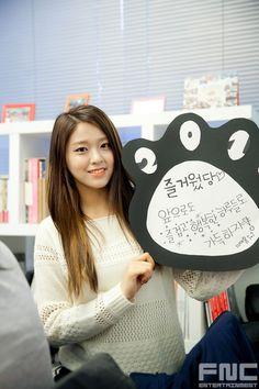 AOA - SeolHyun Naver Star Cast #사뿐사뿐 : ACE OF ANGELS 8