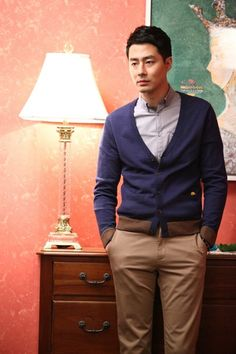 """That Winter, The Wind Blows"" Jo In Sung's Interview ""Oh Soo is a Bad Guy!"""