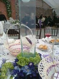 Centro de mesa con peces nohe 39 s wedding pinterest mesas - Centros de mesa con peceras ...