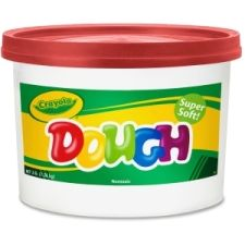 CYO570015038 Crayola Red Dough - 1 Each - Red