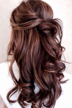 Adorable, easy, styles for long hair. Try them all. Seriously.