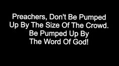 Be Pumped Up By The Bible!