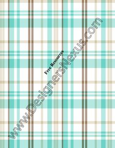015- Free seamless digital plaid swatch - free download at www.designersnexus.com! #seamlesspattern #textiledesign #plaid