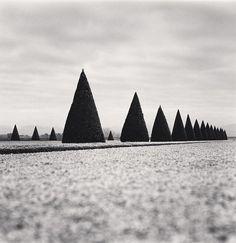 Michael Kenna, Eighteen Hedges, Versailles