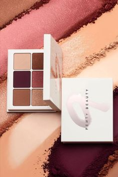 "Snatch this up for all of your fall makeup looks! Fenty Beauty's new Snap Shadows Palette in 9 ""Wine"" is a game-changing portable eyeshadow palette of 6 rich, blendable wine inspired shades in a range of matte to shimmer finishes!"