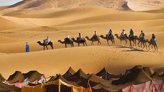 Merzouga, Morocco #JetsetterCurator